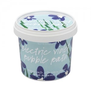 Electric Violet Bubble Bath - BOMB Cosmetics - BC0027