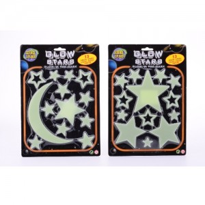 Glow in the dark sterren - sicence explorer set - D11944