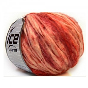 Ice Yarns Viaggo Wool red shades - ICE34068