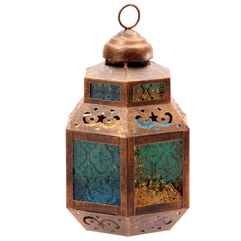 Marokkaanse lampen thesouq - Lanterne portacandele ikea ...